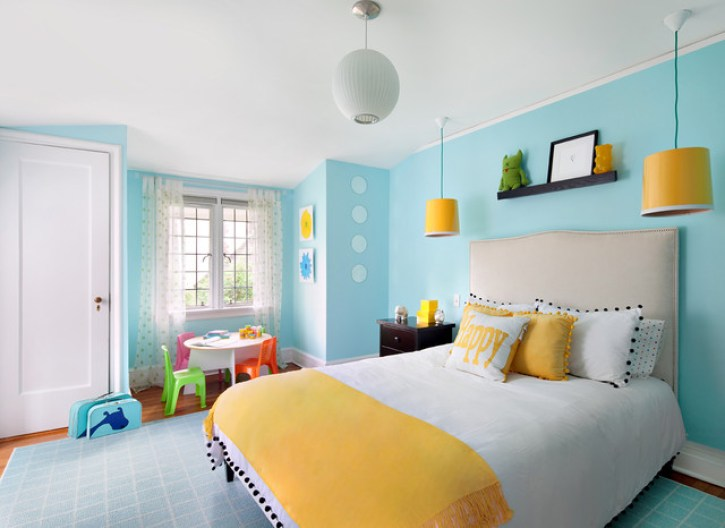 contemporary-bedroom HOUZZ