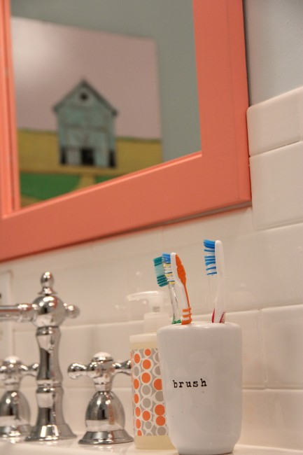 KIDS BATHROOM MAKEOVER PHOTOS