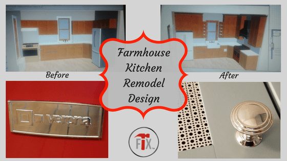 """My Old House""""Fix"""" Farmhouse Kitchen Remodel: Part 2 – Planning & Product Selection via @myoldhousefix"""