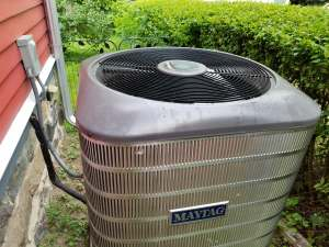 Air Conditioner Repair - Condenser
