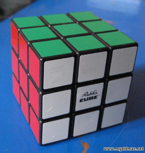 rubix cube logo