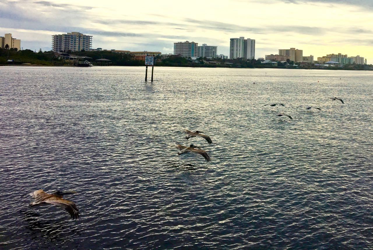 Southbound '17 – Travel Day 27: Daytona Beach To Cocoa