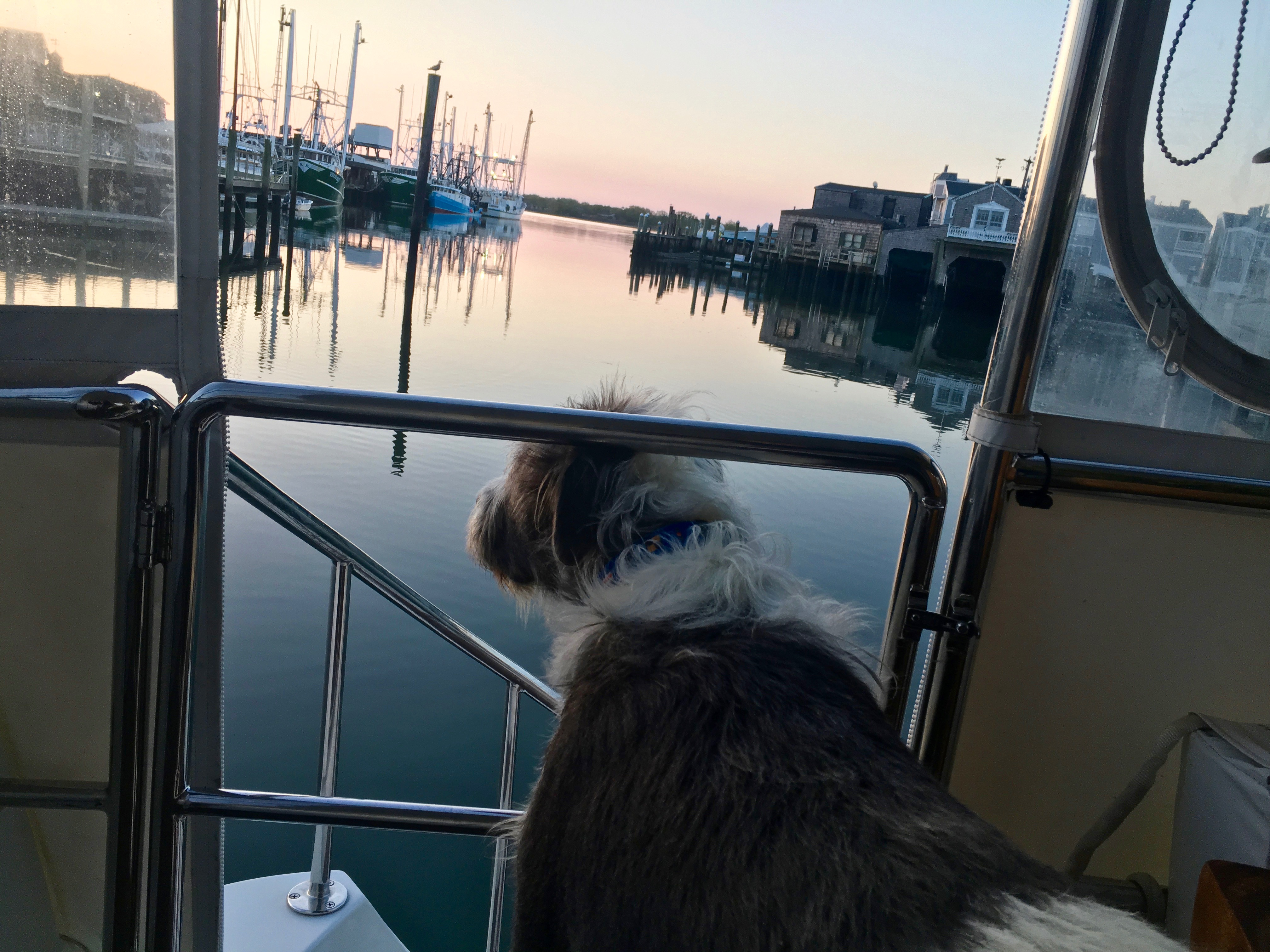 Northbound '19 – Travel Day 25: Cape May, NJ To Jersey City, NJ