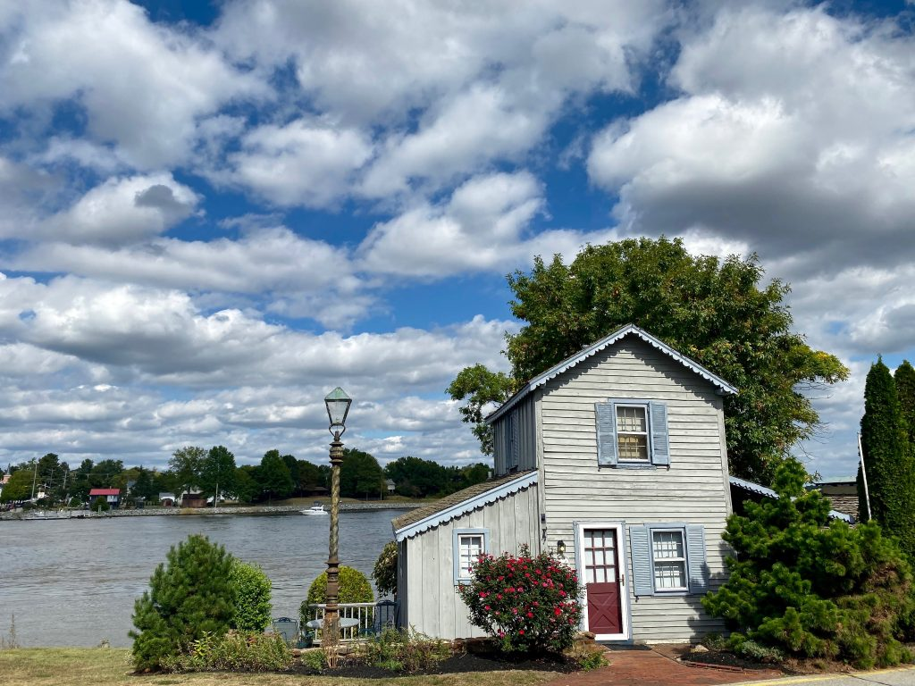 Southbound '19 – Travel Day 4: Sittin' Pretty In Chesapeake City