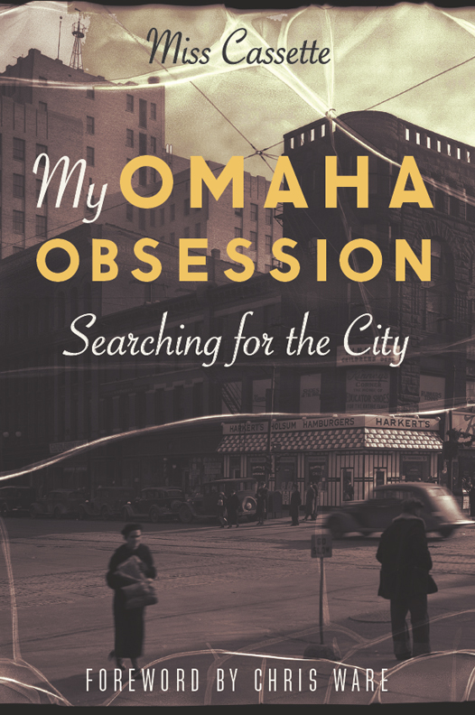 The My Omaha Obsession Book is Now Available