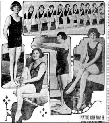 April 1924 nurses