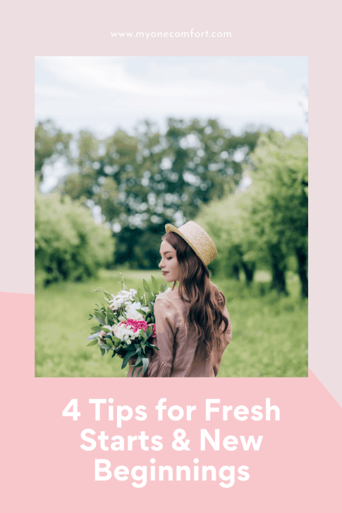 Tips to Start Fresh