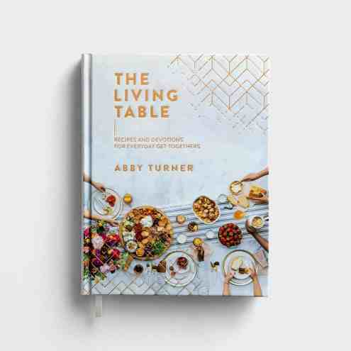 The Living Table by Abby Turner