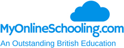 my online schooling logo, online school, homeschool uk,