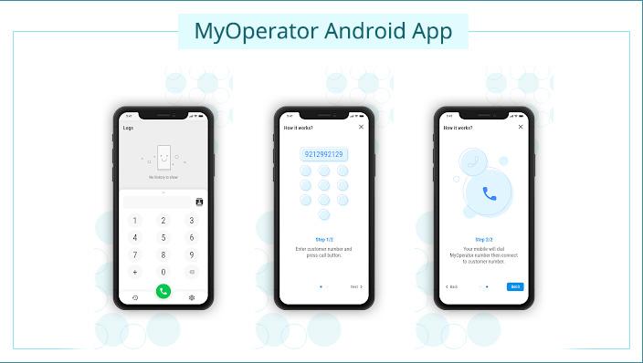 MyOperator Android App
