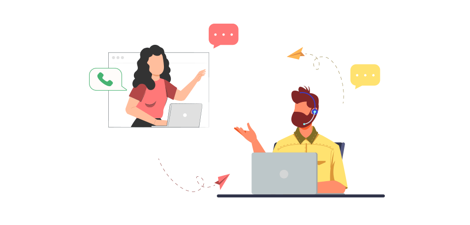 9 psychology tricks you can use to improve cold calling and winning more leads [Illustration by MyOperator]