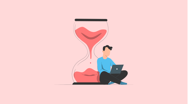 Cold calling tip #20 - Don't ask if the time is right [Illustration by MyOperator]