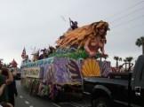 Orange Beach Mardi Gras Parade 2011