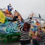 2013 Orange Beach Gulf Shores Mardi Gras Parade Schedule
