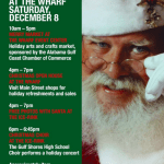 The Wharf Christmas Open House Saturday Dec 8