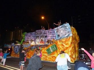 Orange Beach Mardi Gras 2013 Mystical Order of Mirams Parade 40