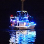 Videos of the 2014 Christmas Lighted Boat Parade Gulf Shores Orange Beach