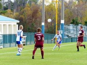 NAIA Womens Soccer National Championship Embry Riddle vs NW Ohio2