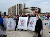 2015 FloraBama Polar Bear Dip - Cards