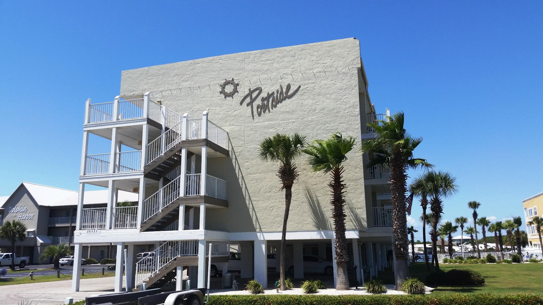 portside 304 orange beach rental condo
