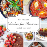 40 + kosher for passover recipes (and all year long!)