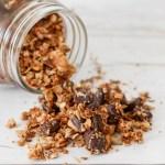 TAHINI CHOCOLATE GRANOLA | Vegan | Gluten-Free