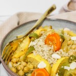 SIMPLE VEGETABLE TAJINE | Vegan | Gluten-Free
