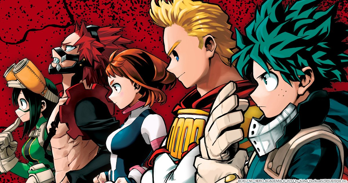 My Hero Academia THE MOVIE -Heroes: Rising