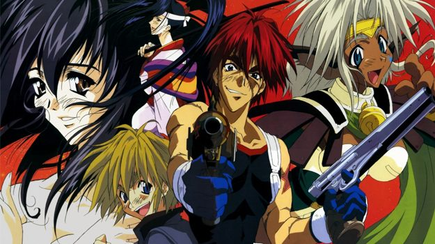 Outlaw Star – 1998