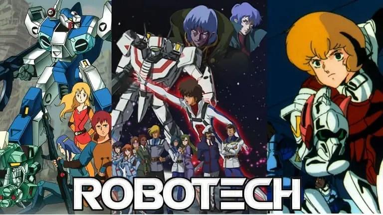 Robotech – 1985