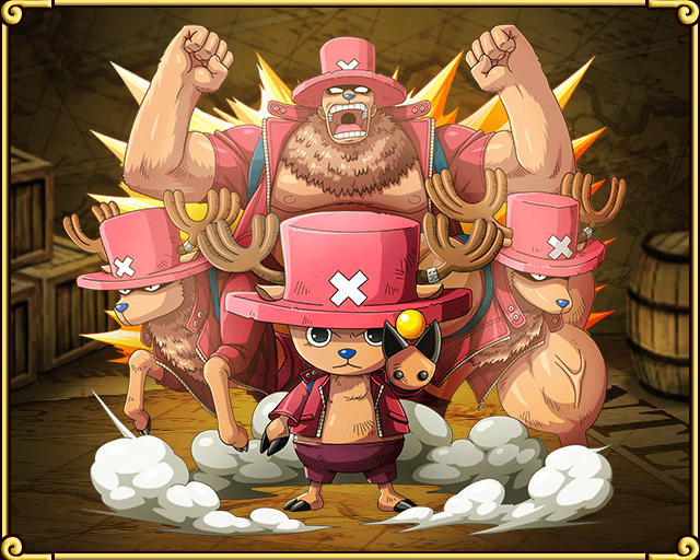Tony-Tony Chopper — One Piece