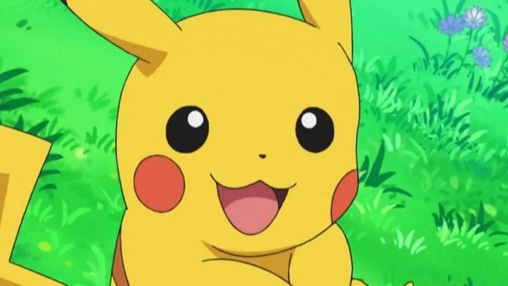 Pikachu —Pokemon