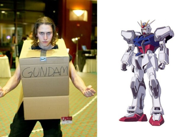 15. The Perfect Gundam
