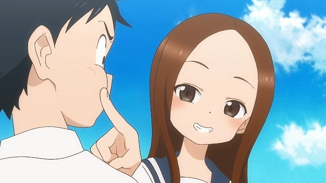 Karakai Jozu no Takagi-san Slice of Life Anime