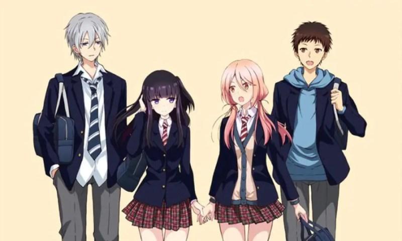 NTR: Netsuzou Trap read yuri manga