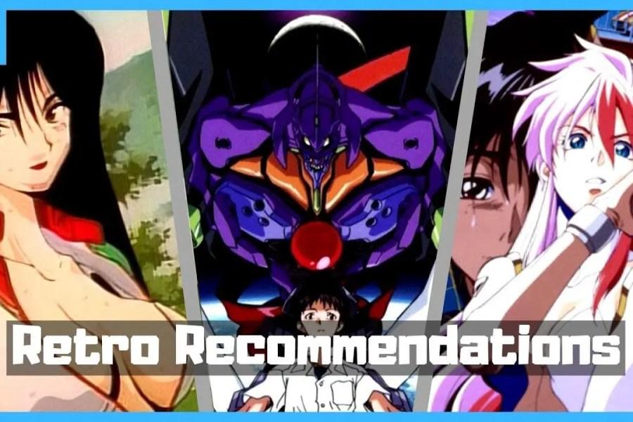Retro Anime cover