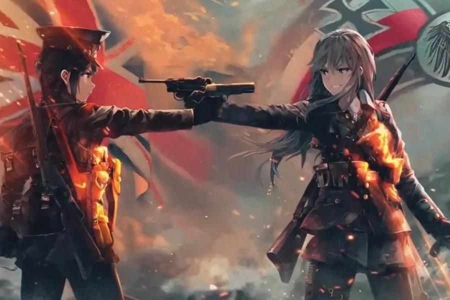 War Anime