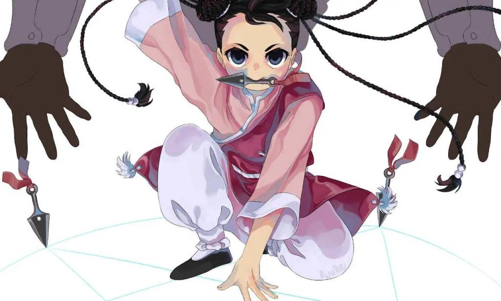 Mei Chang - Fullmetal Alchemist