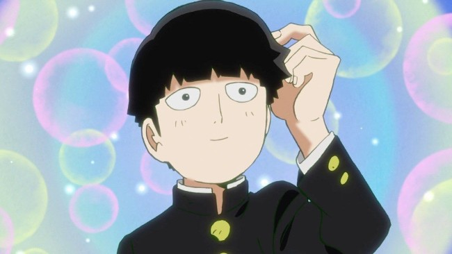 Shigeo Kageyama Strongest Anime Characters