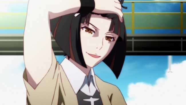 Nisemonogatari (Episodes 8-11; Tsukihi Phoenix)