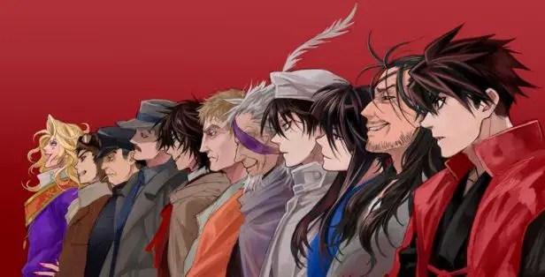 Historical Anime