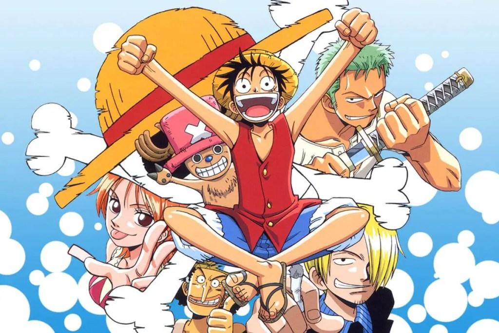 List of One Piece Arcs