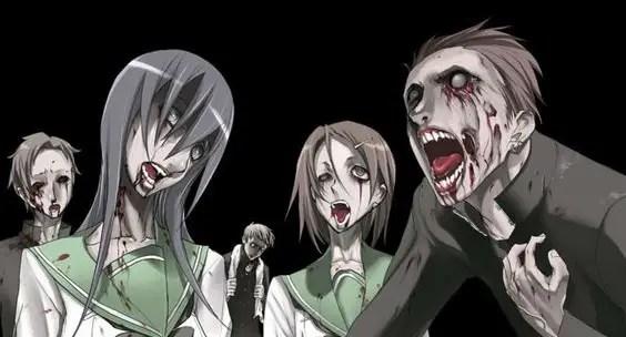 """Them"" (Highschool of the Dead)"