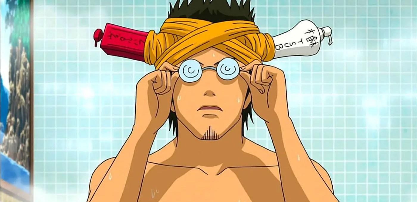 funny anime parody
