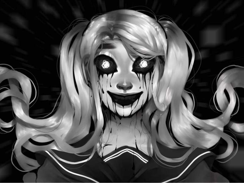 Creepy Anime Villains