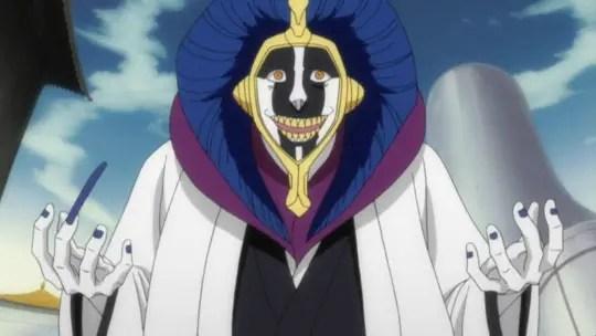 Mayuri Kurotsuchi Smartest Anime Characters