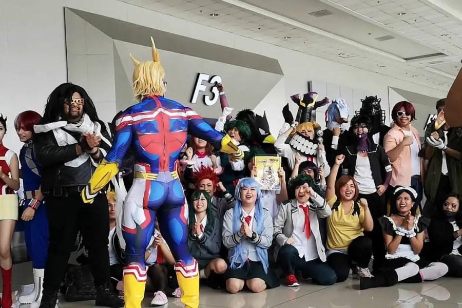 My Hero Academia Cosplay