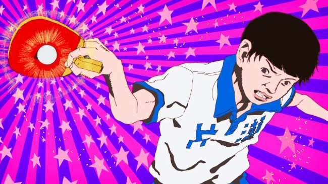 Ping Pong the Animation Anime Like Devilman Crybaby