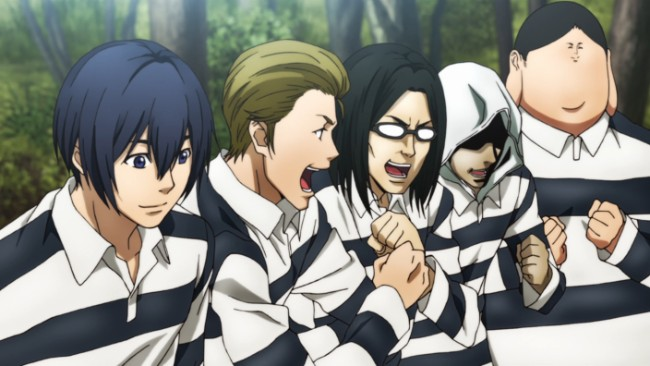 Prison School bad anime