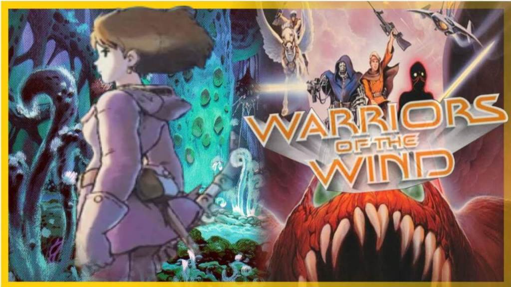 Warriors of the Wind worst anime